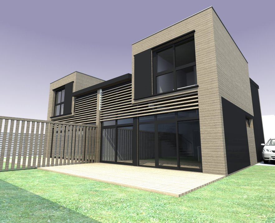 Permis de construire maison individuelle architecte for Prix permis de construire architecte