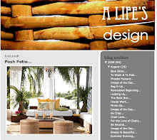Thanks for the mention A life&#39;s Design!!!