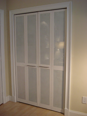 How To Spray Paint Louvered Doors