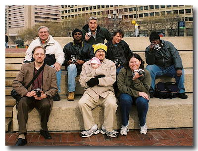 Shutterbug Excursionaires - Vintage Camera Day, Baltimore