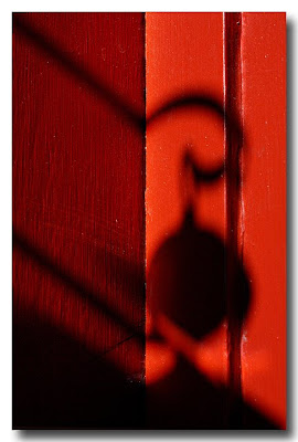 Doorway Shadow - Pinkney Street, Anapolis