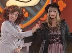 cristina e sua tia!