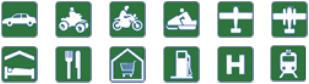 simbologia servicios basicos
