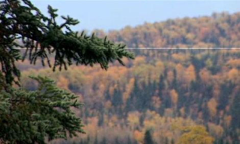 Reserva de Wemotaci Quebec Canada