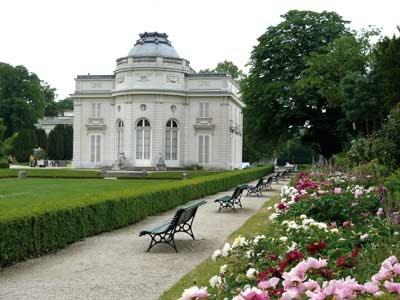 Paris - Lac des cygnes porte maillot ...