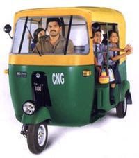 The Highs Of Delhi: Auto Rickshaw or AutoRickshaw .....