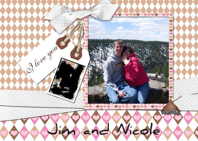 Jim and Nicole