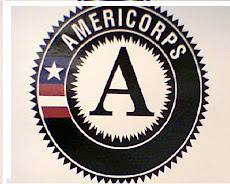 AmeriCorps Sign at SVDP-ALC