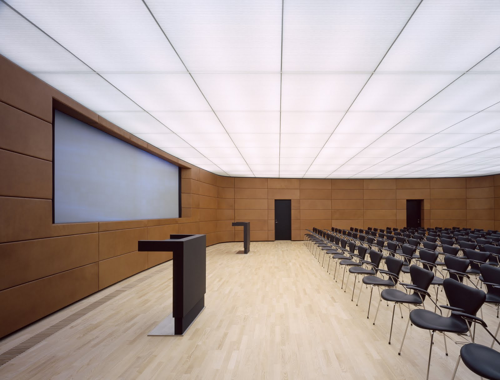 Modern Commercial Ceiling Design Techstyle acoustic ceilings