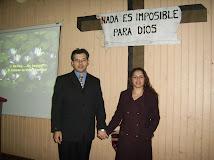 Nuestros misioneros en Collipulli