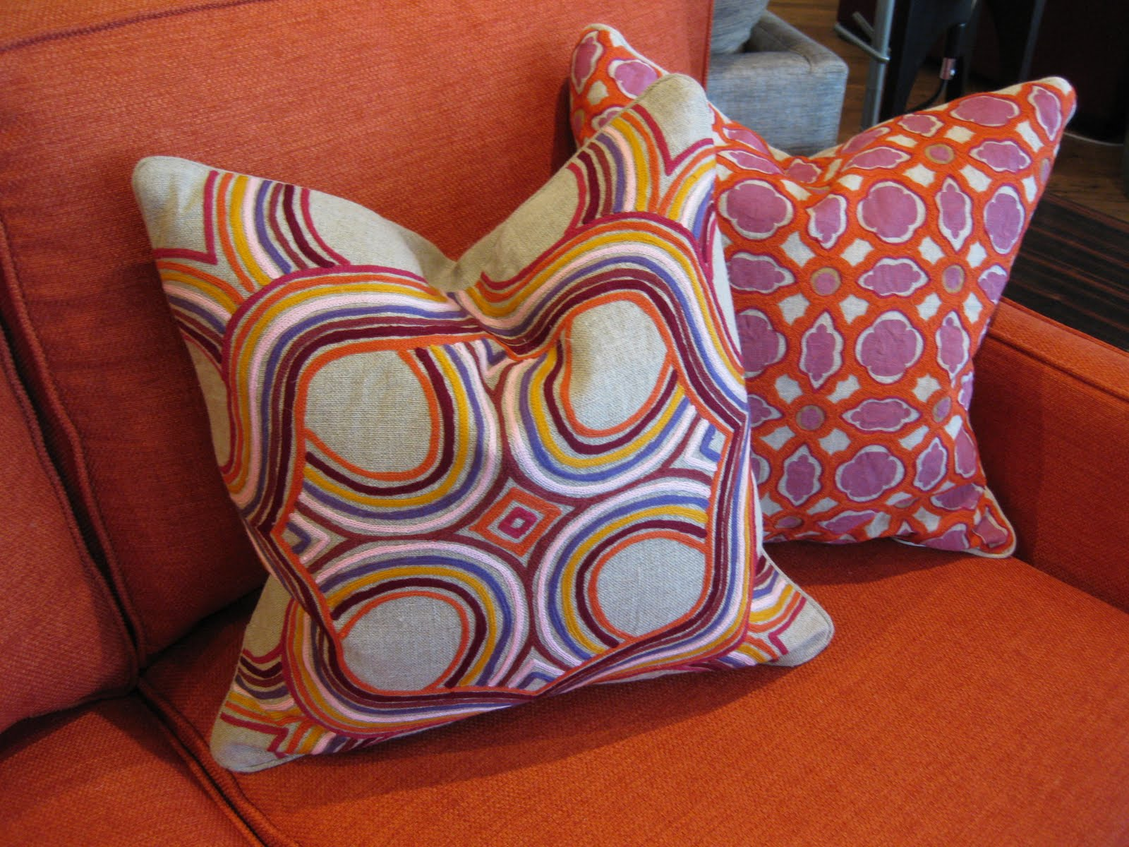 city life home blog villa pillows - good thing villa pillows got here just in time they range from  to check out the photos below and let us know what you think of our newestline
