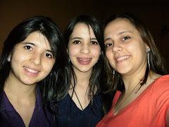 Minhas irmãs: Mariana e Marina