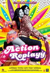 Action Replayy 2010 Hindi Movie Watch Online