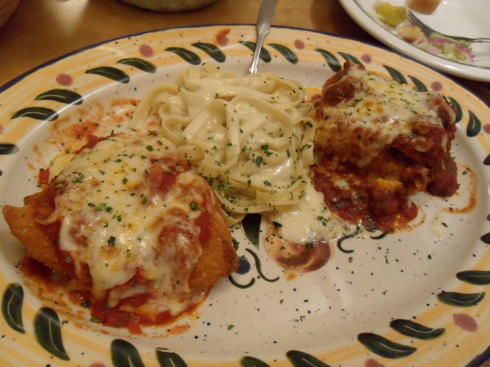 Jersey Diary: Olive Garden