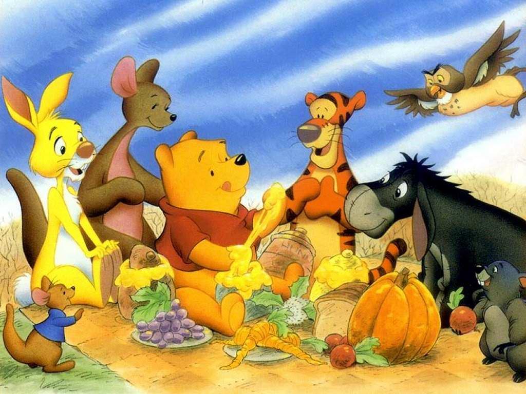 Pooh dan kawan-kawan