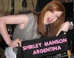 Shirley Manson Argentina