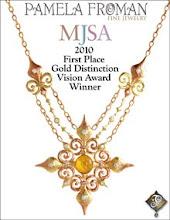 2010 MJSA Vision Award