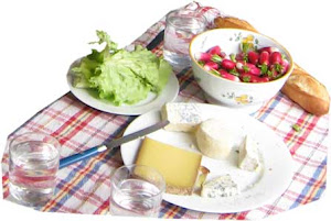 Cheese in French diet