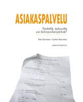 Asiakaspalvelu book cover