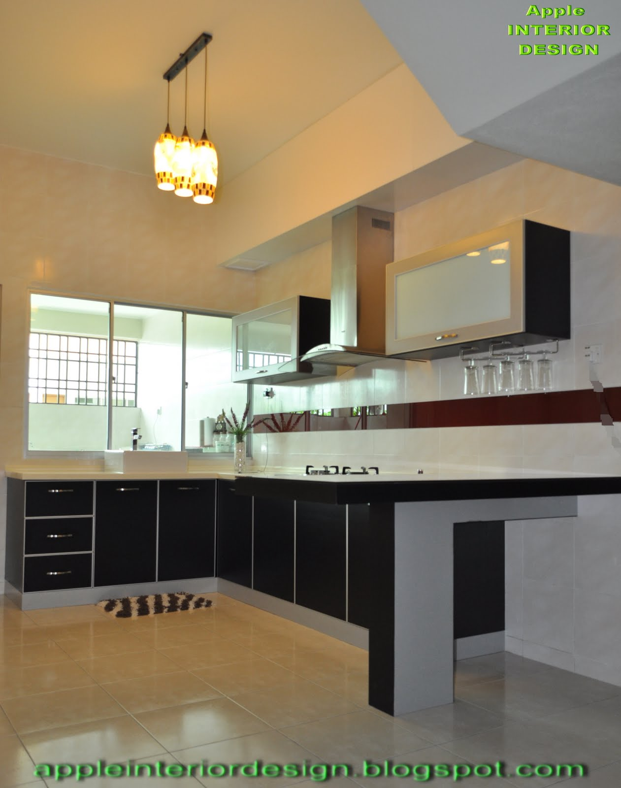kitchen cabinet in ampang, ipoh