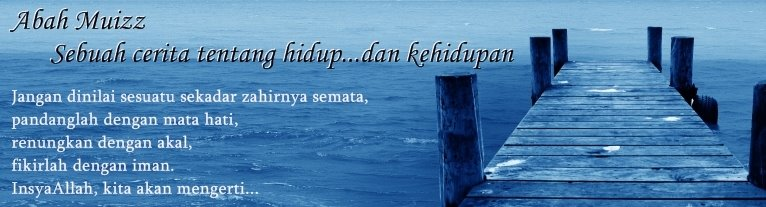 Cerita tentang hidup, dan kehidupan...