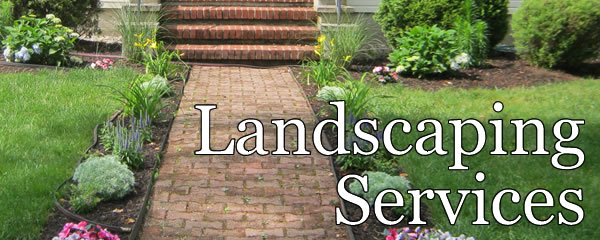 Bryk city landscaping landscaping services for Gardening services