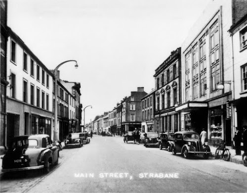 Main Street Cinema Strabane c1945