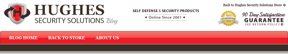Self Defense And Security Products From Hughes Security Solutions