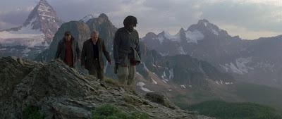 фильм На грани (The Edge, 1997)