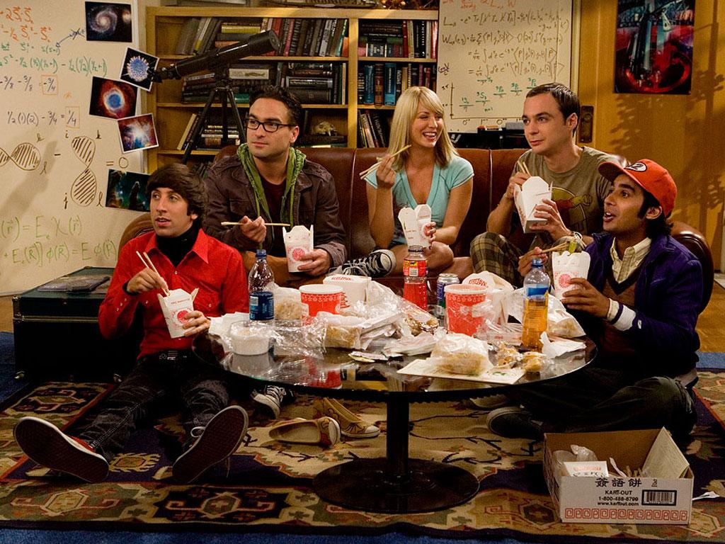 Почему в сериалах едят