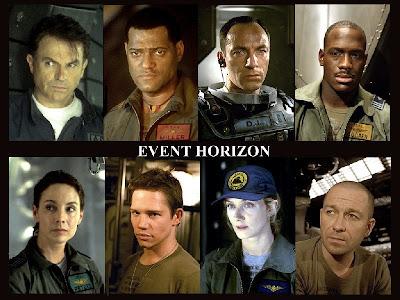 персонажи фильма Сквозь горизонт, Event Horizon 1997