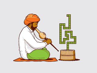 Заклинатель змей и видеоигры