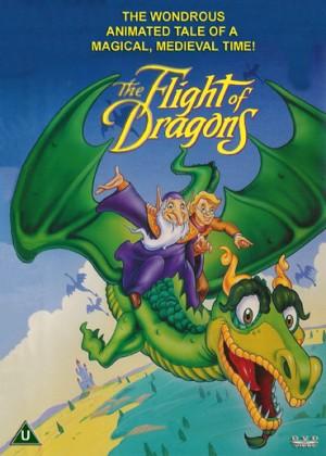 Мультфильм полет драконов