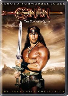 Фильм Конан-варвар, Conan the Barbarian, 1982