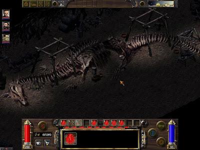 из игры Арканум, великий дракон