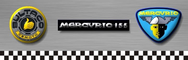 Bultaco Mercurio 155 Modelo 22 - Restauración
