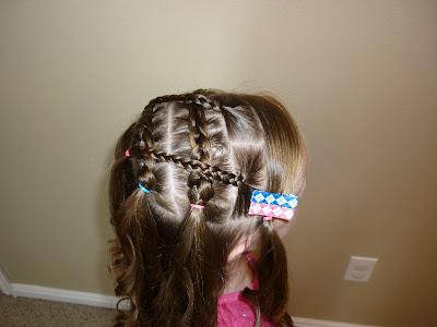 woven braids