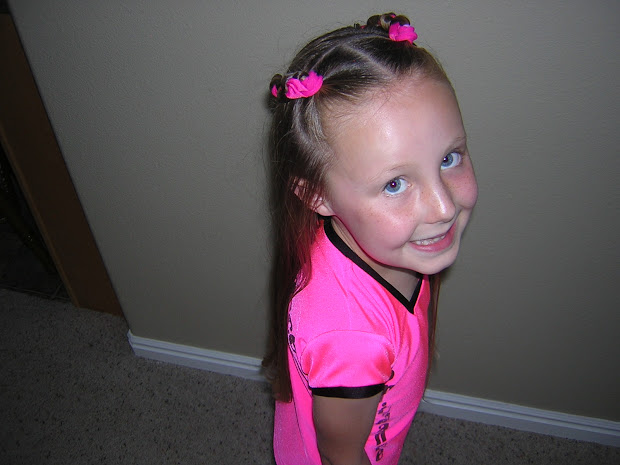 storybook princess ribbon braids