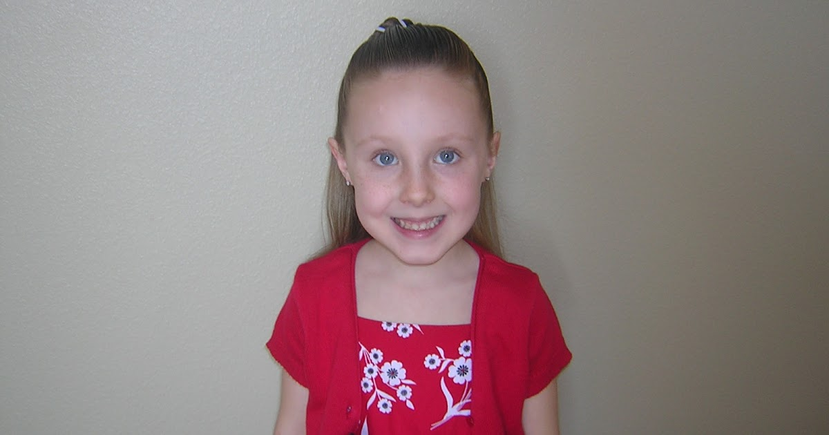 Kids Hair Styles Kids Hair Styles Valentine Day Hair Style Forming Heart