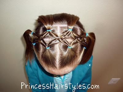 woven headband hairstyle