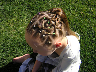 hairstyle for little girls