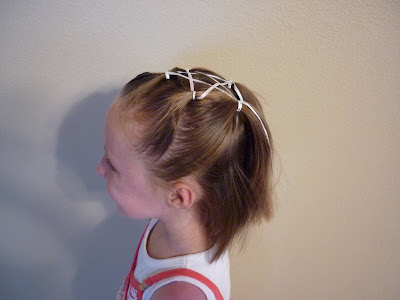 4th of july hairstyle short hair