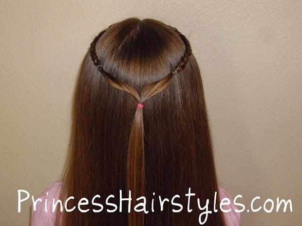 school basic hairstyles