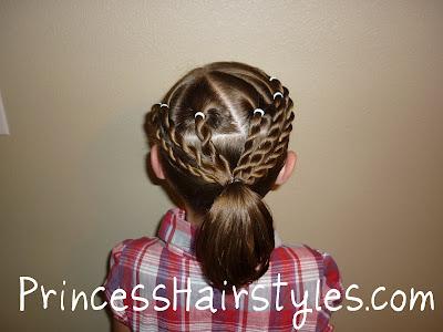 soccer hair style