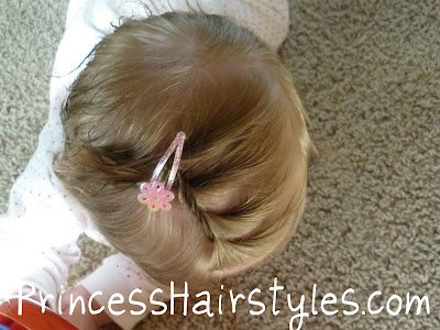 infant hairstyle