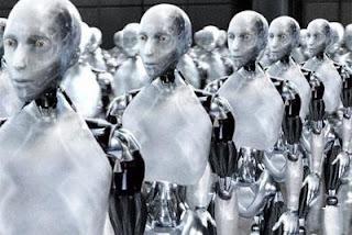 Resultado de imagen de Los robots de Asimov y sus leyes