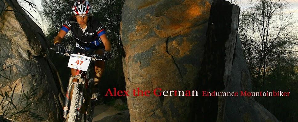 Alex the German