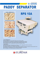 SEPARATOR RPS10A--5 TRAY