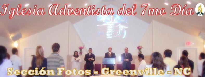Sección Fotos - Iglesia Greenville-NC