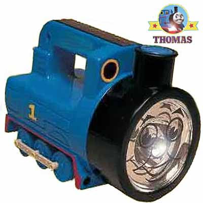 Thomas Tank Torch Projector flashlights kids play toy or practical light for seeing in the dark